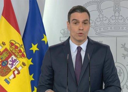 Sánchez defiende que la desescalada se base en provincias aunque ofrece negociación bilateral a las CCAA