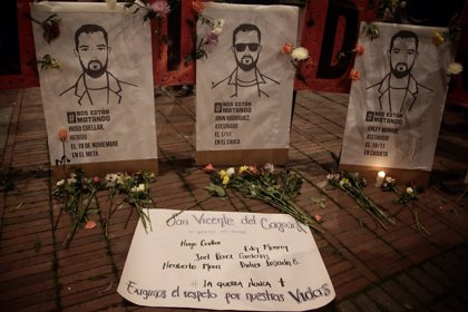 Asesinados cinco líderes sociales y familiares en Colombia en menos de 24 horas