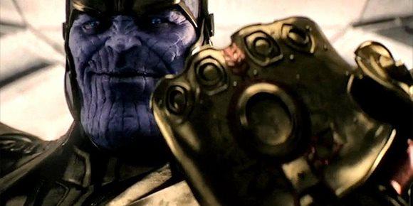 1. Resuelto el agujero de guión del Guantelete de Thanos en Vengadores: La era de Ultrón