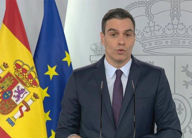 """Sánchez resalta los criterios de """"ejemplaridad y transparencia"""" marcados por la"""