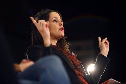 """Arrimadas critica que Sánchez no la llame pero pida """"adhesiones"""" para prolongar el estado de alarma"""