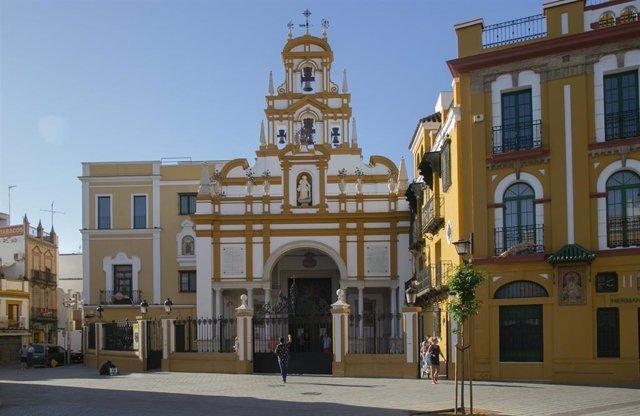 Plaza de la Macarena