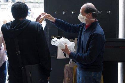 Italia contabiliza 192 muertos en 24 horas y son ya 28.710 los fallecidos
