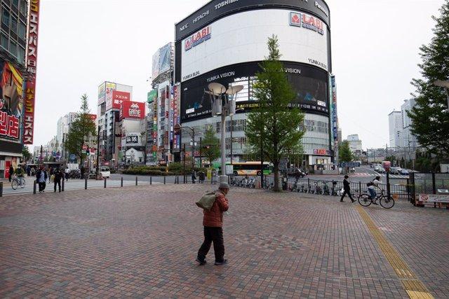 Coronavirus.- El Gobierno de Japón prepara la reactivación económica en ciertas