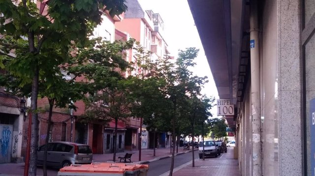 Calle Embajadores.
