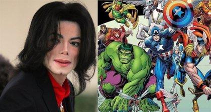 El día que Michael Jackson casi compra Marvel