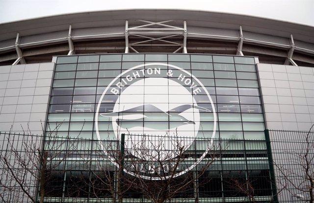 Fútbol.- El Brighton, en contra de acabar la Premier en campos neutrales