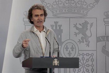 Simón defiende el uso obligatorio de mascarilla en transporte público, con flexibilidad en casos concretos