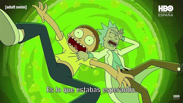 Regresa Rick y Morty