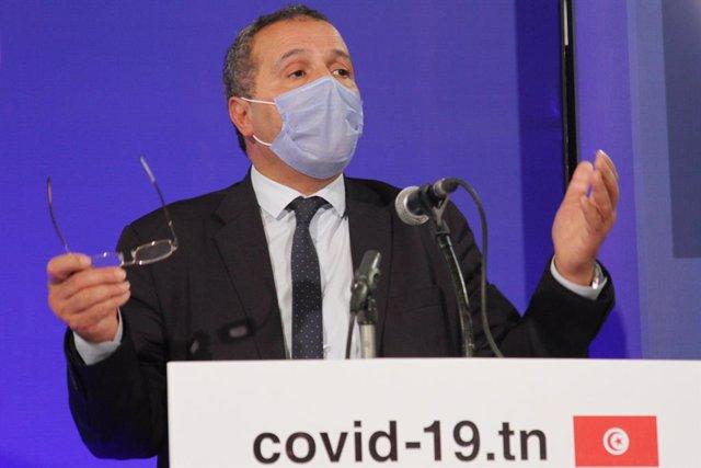 Coronavirus.- El ministro de Salud de Túnez llama a la cautela ante el inminente