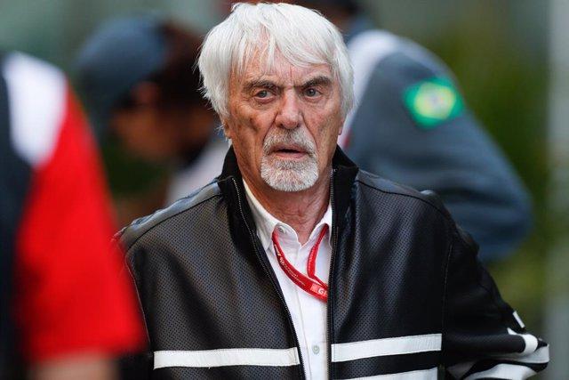 """Fórmula 1.- Ecclestone, sobre el Mundial de este año: """"Debería poder tener ocho"""