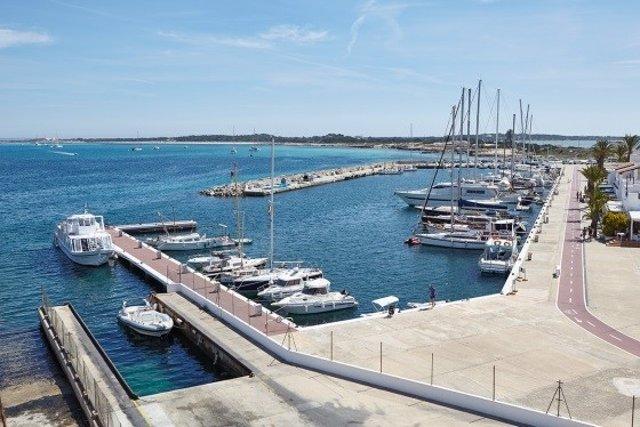 Puerto de la Savina (Formentera)