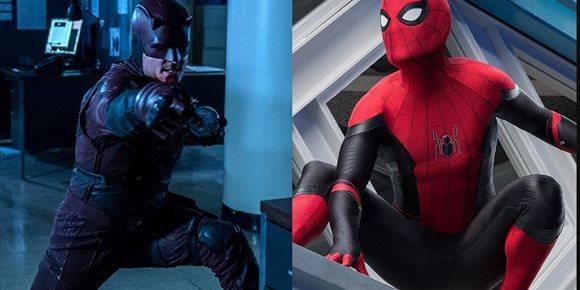 1. ¿Daredevil en Spider-Man 3? Charlie Cox responde