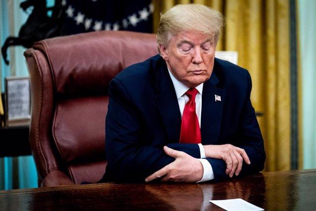 """Coronavirus.- Trump insiste en que hizo """"lo correcto"""" y siente que """"salvó un mil"""