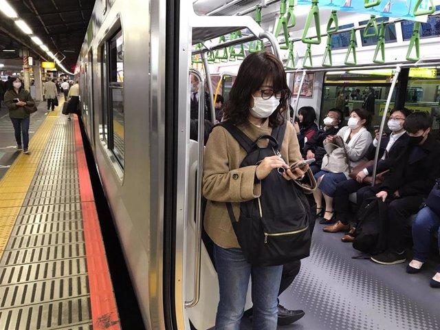 Japón ha decretado una prórroga del estado de emergencia hasta el 31 de mayo
