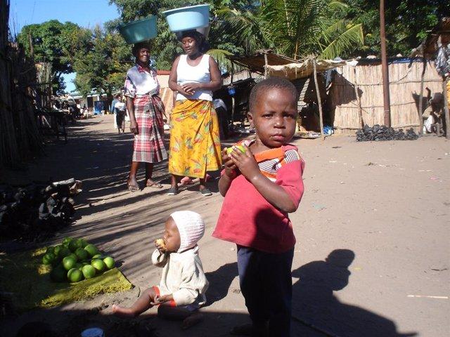 """Naciones Unidas alerta de las consecuencias """"altamente desastrosas"""" que la pandemia de Covid-19 puede tener en Malawi, uno de los píases más pobres del mundo y con un alto índice de población de riesgo que padece otras graves enfermedades, como el sida."""