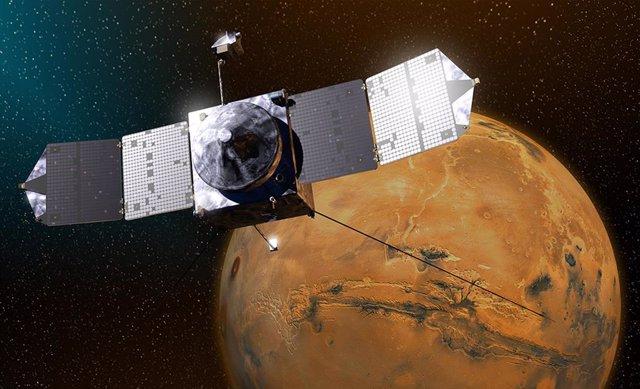 Nueva línea de tiempo para el campo magnético de Marte