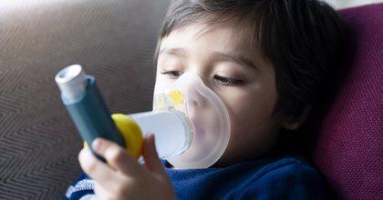 SEICAP recomienda a los niños con asma no interrumpir su tratamiento con corticoides inhalados
