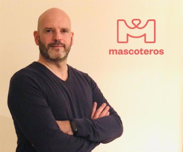El ceo de Mascoteros, Rafael Mastroianni