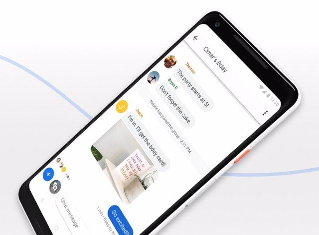 La app Mensajes de Google alcanza los 1000 millones de descargas en Play Store