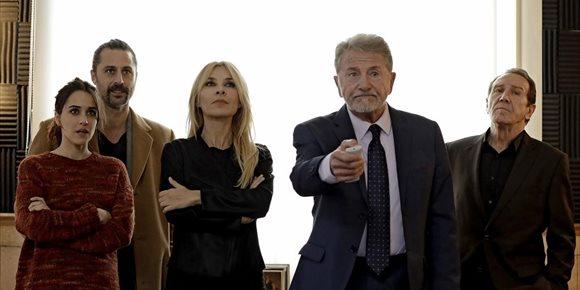 2. ¿A qué hora se estrena la temporada 4 de El Ministerio del Tiempo?