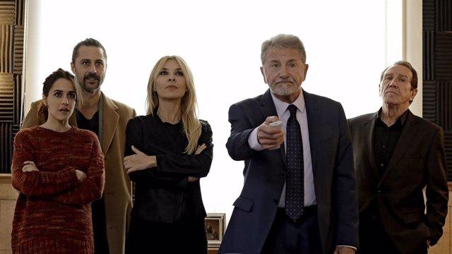 Temporada 4 de El Ministerio del Tiempo
