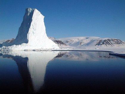 El hielo marino costero del Ártico, amenazado por el cambio climático