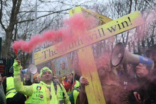 Wikileaks.- La Justicia británica prevé celebrar en septiembre las vistas sobre