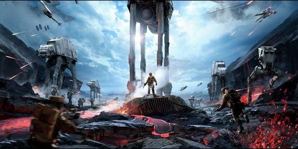 3. EA relanza el modo en línea del primer Star Wars: Battlefront tras 6 años de su cierre