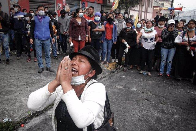 "Coronavirus.- La CIDH urge a Ecuador a adoptar ""medidas eficaces"" para proteger"