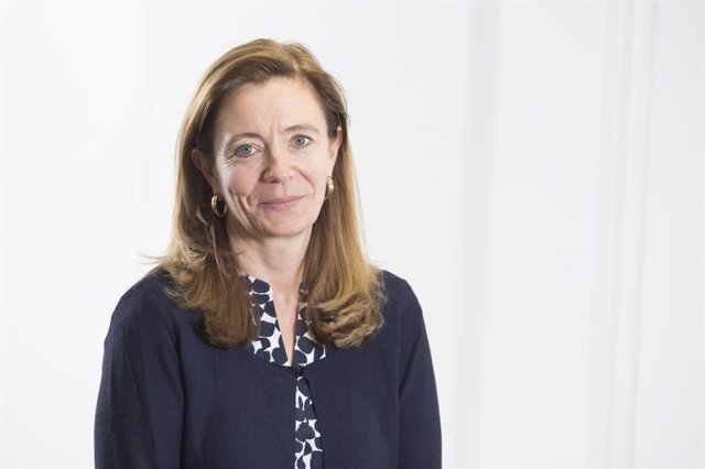 La jefa de Industria, Energía y Medio Ambiente de la CEOE, Cristina Rivero.