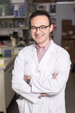 El jefe de sección de Neurología del Hospital Universitario Arnau de Vilanova (HUAV) de Lleida, Luis Brieva.