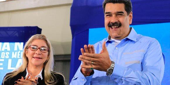 2. Maduro propone a la OMS para el Nobel de la Paz
