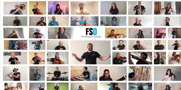 1. VÍDEO: La Film Symphony Orchestra celebra el Star Wars Day con una genial versión de la canción de la cantina