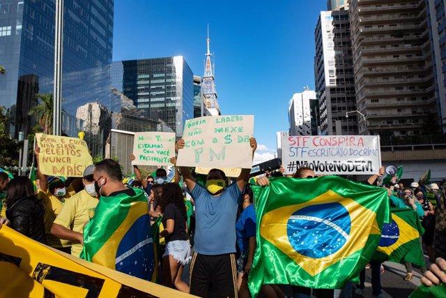 Brasil.- La Fiscalía de Brasil pide una investigación sobre los ataques a period