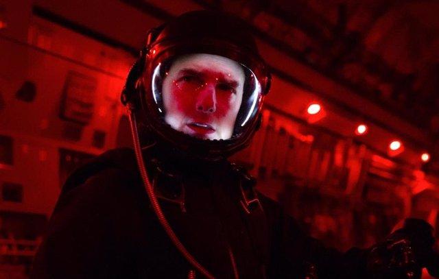 Tom Cruise planea rodar con la NASA la primera película filmada en el espacio