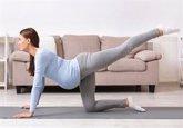 Foto: Salud física y mental en el embarazo: 5 ejercicios para hacer en casa