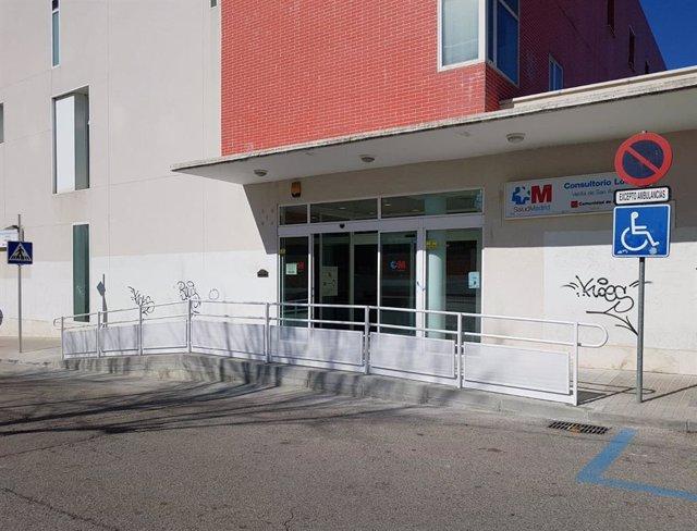 Centro de Salud de Velilla
