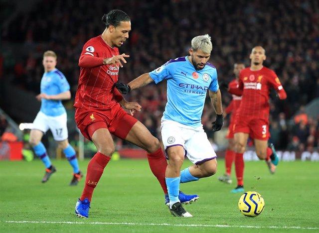 Fútbol.- La Premier League baraja acortar la duración de los partidos para permi