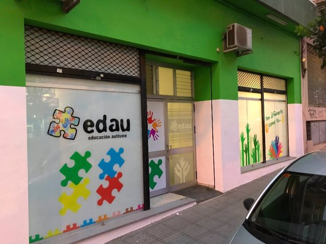 Asociación Edau con la que trabaja la Diputación de Málaga para asistir a personas con espectro autista de municpios pequeños de la provincia de Málaga