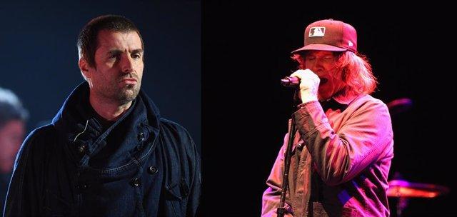 Liam Gallagher vs Mark Lanegan