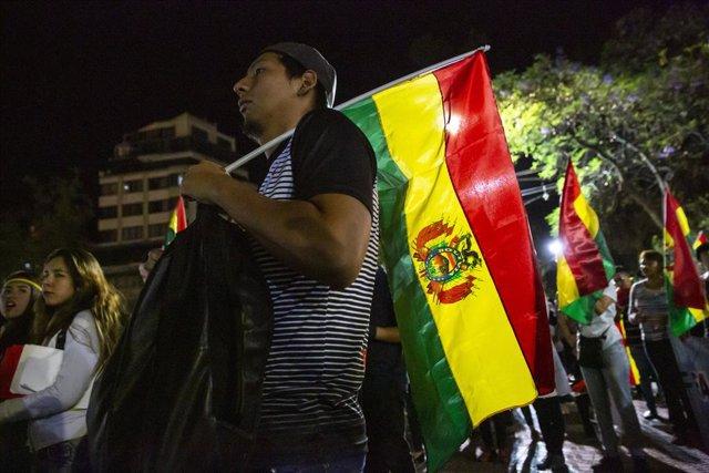 Bolivia.- El Tribunal Electoral de Bolivia defiende que su calendario para la vo