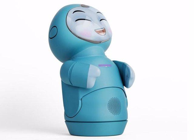 Moxie, el robot compañero de juegos para niños que les ayuda a aprender