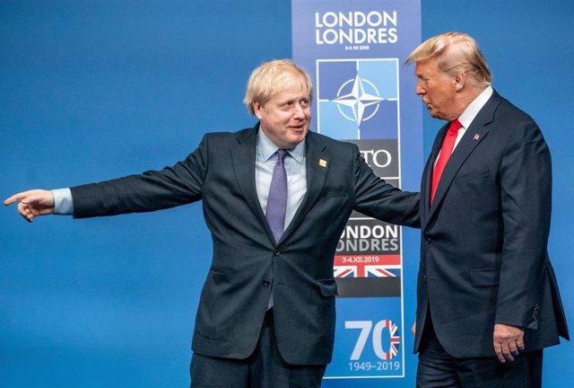 Economía.- Estados Unidos y Reino Unido inician las negociaciones formales para