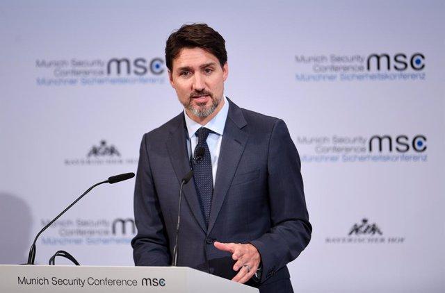 Coronavirus.- Trudeau anuncia un paquete de estímulo de 165 millones de euros pa