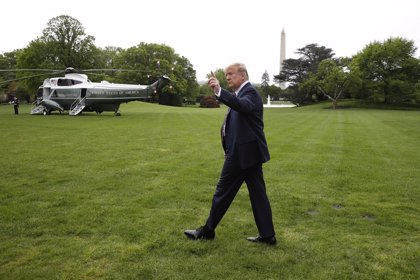 """Coronavirus.- Trump reconoce que """"es posible que haya algunas"""" muertes por coronavirus a causa de la reapertura de EEUU"""