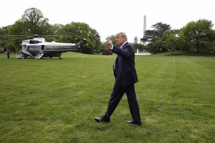 """AMP.- Coronavirus.- Trump reconoce que """"es posible que haya algunas"""" muertes por coronavirus por la reapertura de EEUU"""