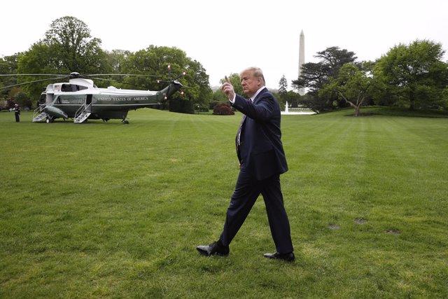 """AMP.- Coronavirus.- Trump reconoce que """"es posible que haya algunas"""" muertes por"""