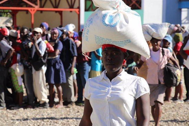 """Coronavirus.- Existe """"verdadero peligro"""" de que Haití experimente un brote de co"""
