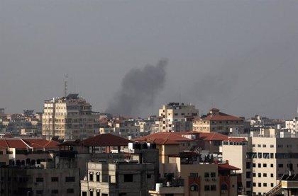 """O.Próximo.- Israel alcanza """"tres puestos militares de Hamás"""" en respuesta al lanzamiento de un cohete desde Gaza"""